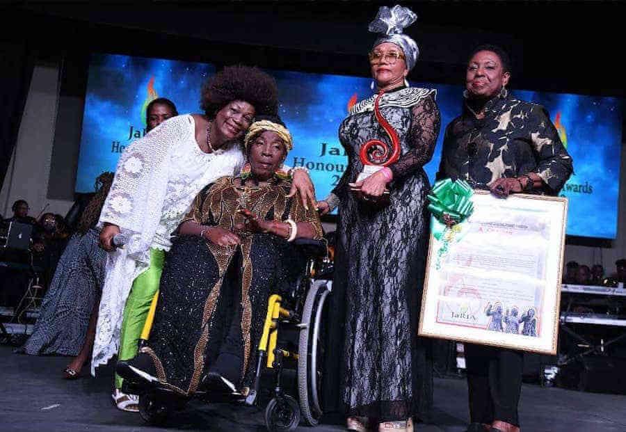 Reggae S Iconic Queen Rita Reigns Despite Illness Caribbean Life News