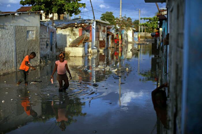 Haiti Slum 1